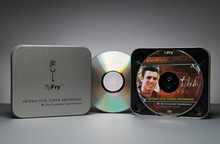 TYFRY Interactive Tenor Drumming DVD & CD-ROM
