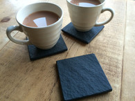 Plain Coaster set of 2