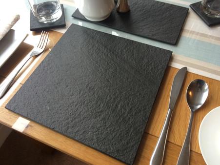 Lakeland slate Square place mat