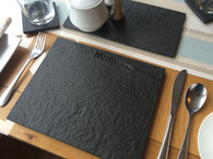 Square or Rectangle Placemats One Line of Engraving order 4 and pay £12.50