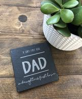 Son's hero Daughter's love