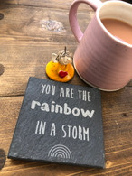 You are a rainbow in the storm