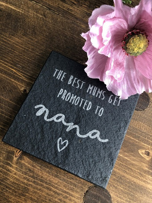 The best mums get promoted to Nana