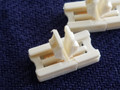 8mm LED Tape Junction Connector Clips - 6 pack