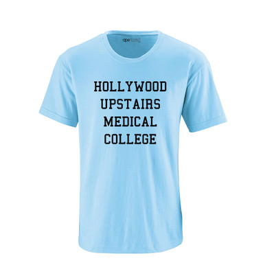 Hilarious Doctor Nick Hollywood Upstairs Medical College Tee