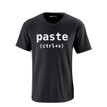 Control V (Paste) Adult Tee (Goes With Control C Copy) Super Soft Cotton