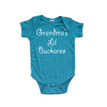 Grandma's Lil Buckaroo Baby Soft Cotton Country Western Bodysuit