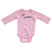 Apericots Te Amo (Spanish for I Love You) Cute Baby Long Sleeve Bodysuit