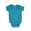 Soft Cotton Blank Plain Infant Baby Short Sleeve Bodysuit