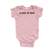 "Apericots Cute Funny ""Class of 2036"" Short Sleeve Soft Baby One Piece Bodysuit"