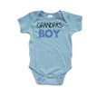 Grandpa's Boy Sweet Short Sleeve Baby Bodysuit