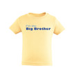 I'm the Big Brother Toddler Kids Sibling Soft Comfy Cotton Tshirt
