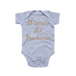 Mama's Lil Buckaroo Cute Baby Soft Country Western Bodysuit