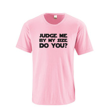 Judge Me By My Size Do You Sci Fi Unisex Short Sleeve Adult Tee