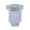 Apericots Funny Pobody's Nerfect Short Sleeve Baby Bodysuit