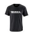 "United States ""'Murica"" Design USA Independence Day Fourth of July July 4th Adult Tee"