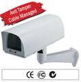 External Front Open Camera Housing with Heater & Fan
