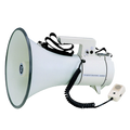 40 Watt Built-in Siren Hand Held & Shoulder Type Megaphone