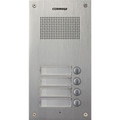 4-button audio intercom door station DR-4UM