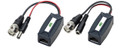 TTP111HDP-LK VIDEO & POWER BALUN FOR HD-CVI, HD-TVI, and AHD HD - Set of Transmitter and Receiver