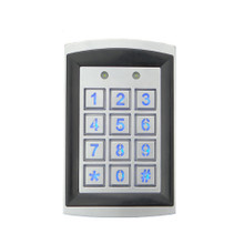 Stand Alone Access Control Key Pad and Card Reader