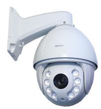 2MP/1080p 3-in-1 AHD/HD-TVI/CVBS 960H HD CCTV HIGH SPEED DOME PTZ with 18x optical zoom