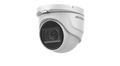 Hikvision 4K 8MP Turbo HD IR Outdoor Mini-Dome Camera with 2.8mm Fixed Lens