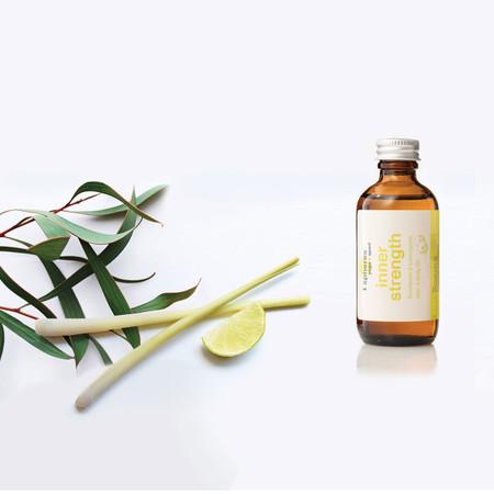 Eucalyptus & Lemongrass Inner Strength Aromatherapy