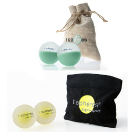 Combo Pack: Pure Relief 45mm Set + Inner Strength 58mm Set