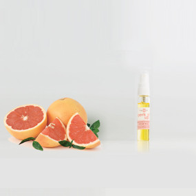 Peppermint & Pink Grapefruit Perk Up Refresher Spray for use with the corresponding Perk Up T Spheres set.