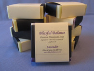 Aromatherapy Soap - Lavender 5oz bar
