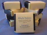 Aromatherapy Soap - Lemongrass 5oz bar