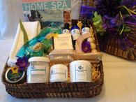 Rejuvenation Spa Gift Basket
