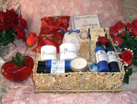 For someone special. Valentines Day Spa Gift