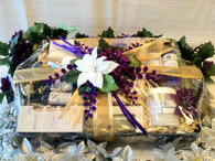 Beautifully wrapped for the holidays.