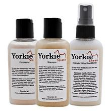 YSS 2 ounce Sample Set (Shampoo, Conditioner, Detangler)