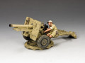 EA087(AU)  25 Pdr. Field Gun (Australian) by King and Country
