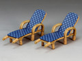 LAH108  Sun Loungers by King & Country (Retired)