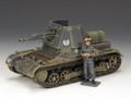 LAH149  Panzerjager 1 by King & Country