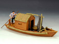 HK174  Sampan Set I by King & Country (Retired)