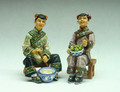 HK103  Two Kitchen Helpers by King & Country (Retired)