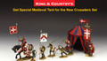 PM036  Crusader Tent LE20 by King & Country (Retired)