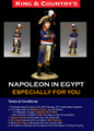 PM037  Napoleon in Egypt by King & Country (Retired)