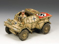 AK085  Damler Dingo Armoured Car AK Version LE250 by King & Country (RETIRED)