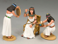 AE039  Cleopatra and Her Handmaidens by King and Country