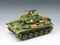 DD092  M24 Chaffee Tank (Olive Drab) by King & Country (RETIRED)