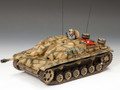 BBG049  Stug III Ausf G by King & Country (RETIRED)