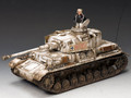 BBG065  Panzer IV H (Winter) by King & Country (RETIRED)
