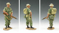 CF001  French Foreign Legionnaire Indochina 1954 by King & Country (RETIRED)