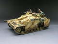 WS069(SL)  Stug IV with 3 crew LE500 by King & Country (RETIRED)